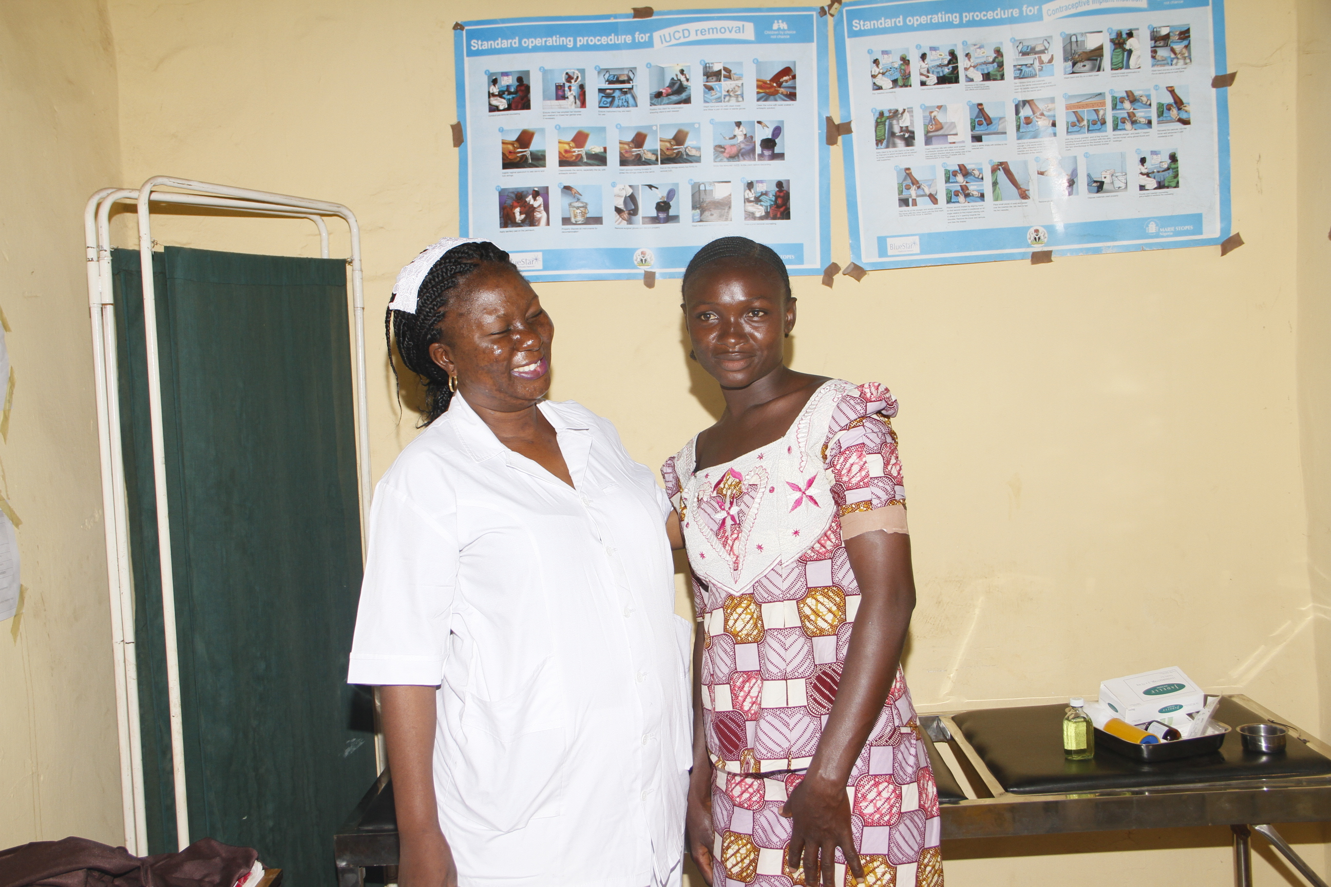 AFP Launches New Case Study on Following Through to Free Family Planning Services in Nigeria