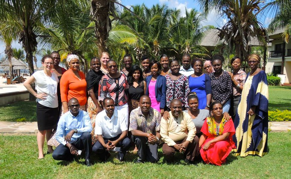 East Africa Communication & Media Advocacy Workshop
