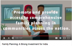 New Video Spotlights Family Planning As A Strong Investment For Indian Companies
