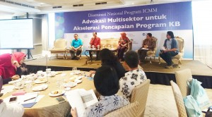 Community-level Advocacy Effective In Improving Indonesia's Family Planning Programs