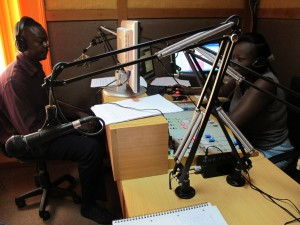 Kenya's Radio Ramogi Is Airing Monthly Segments On Family Planning To 4 Million Listeners