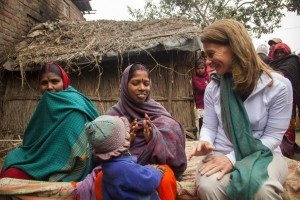 Melinda Gates: Access To Contraceptives Empowers Women