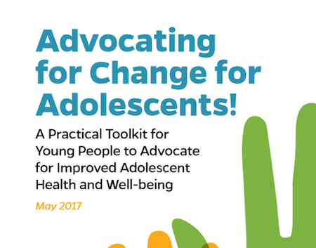 New Adolescent Health Advocacy Toolkit Cites AFP SMART