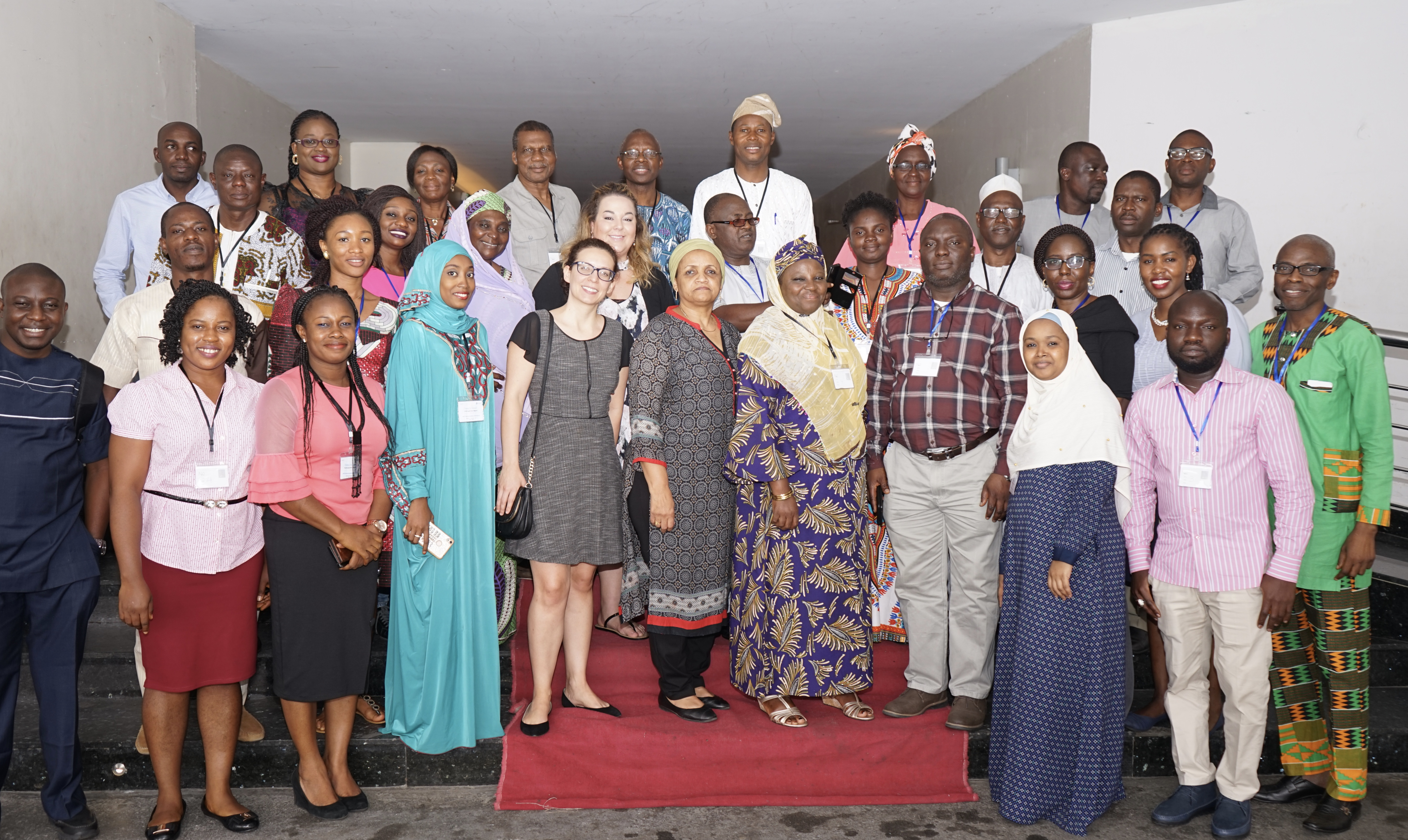 Nigeria Communication & Media Advocacy Workshop