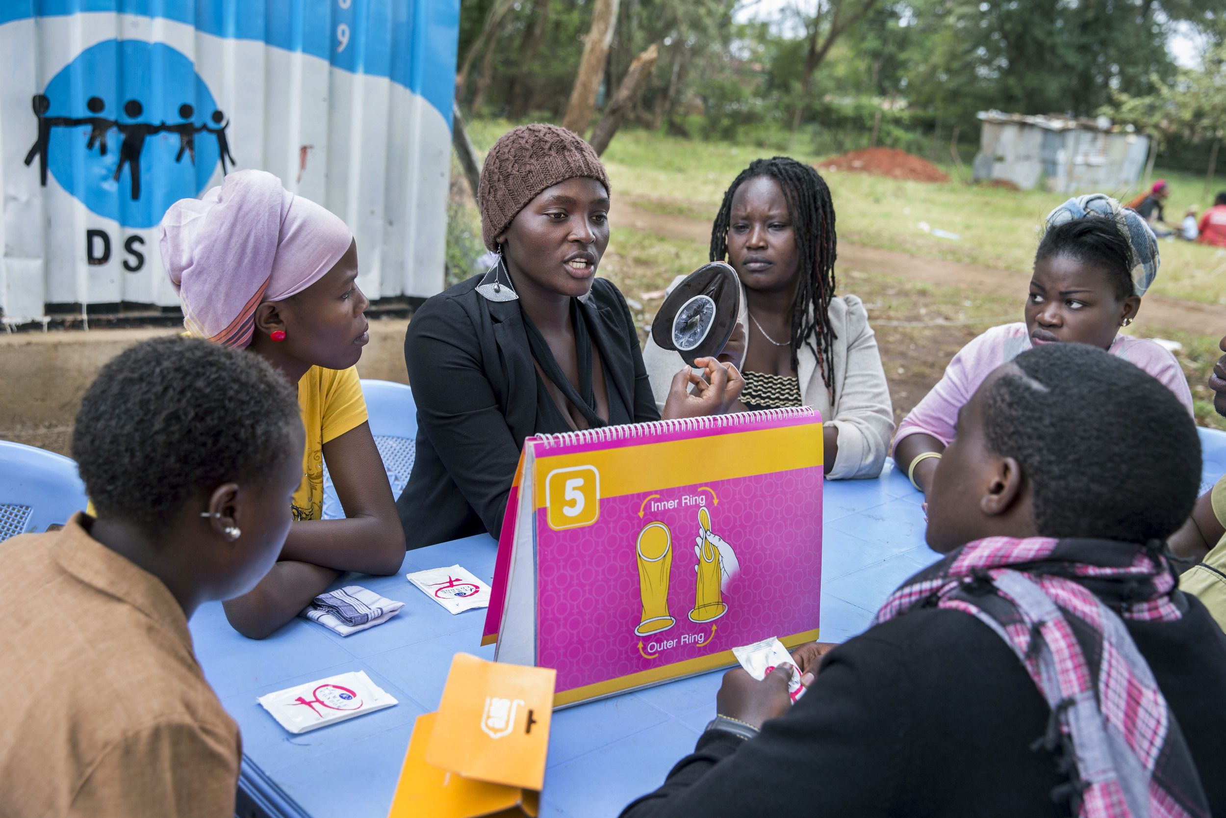 Kenya's Nyeri County Opens Youth-Friendly Service Clinic through Public-Private Partnerships