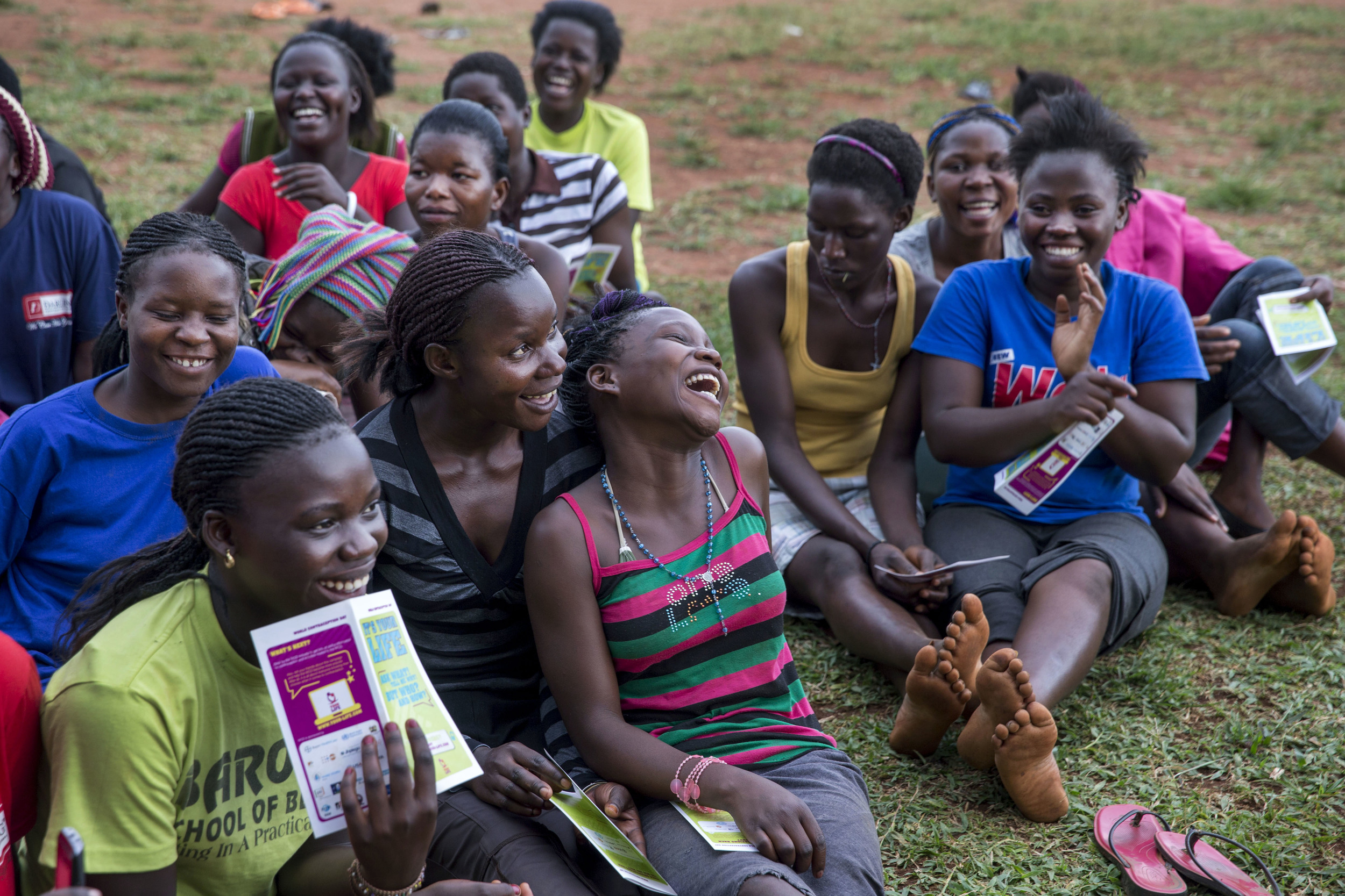 Uganda's Government Approves a Civil Society Engagement Strategy for the Global Financing Facility and Reproductive, Maternal, Newborn, Child, and Adolescent Health Investment Case