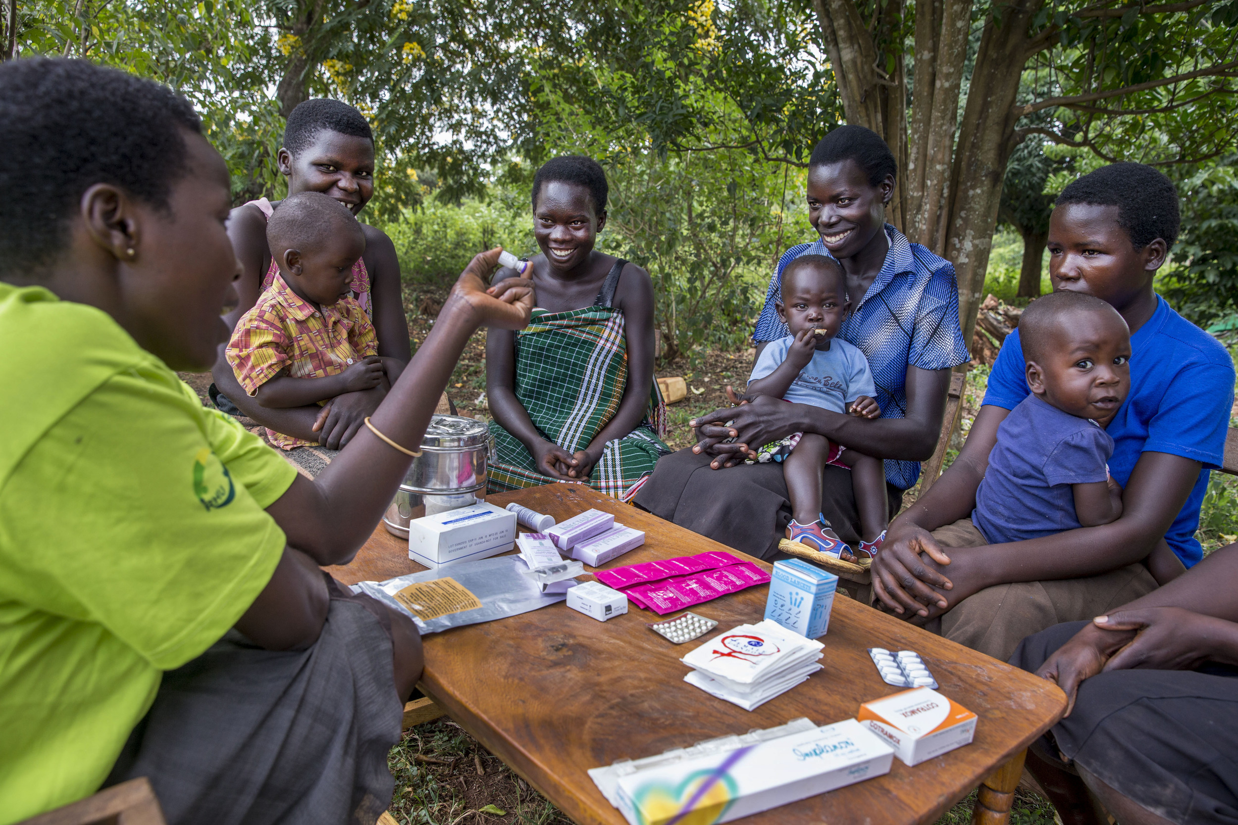 Uganda's Kapchorwa District Government Council Approves Community-Led Framework to Monitor Family Planning Supplies