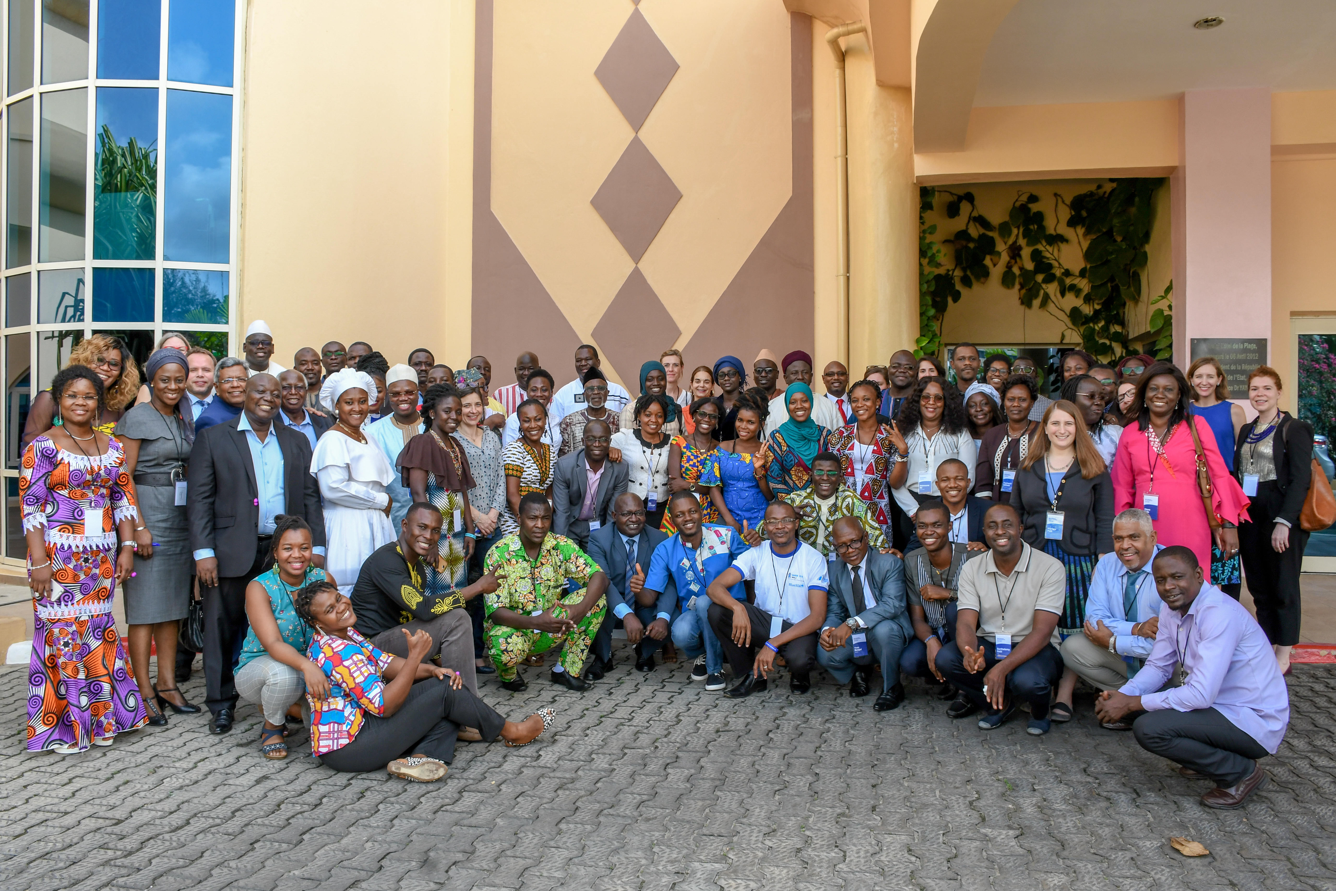 Group Photo Benin Meeting