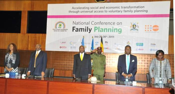 First Ugandan National Family Planning Conference To Accelerate FP2020 Commitment