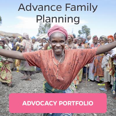 AFP Advocacy Portfolio