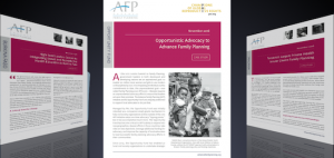 AFP Launches New Case Studies From Burkina Faso, Tanzania, And The Opportunity Fund (EN/FR)