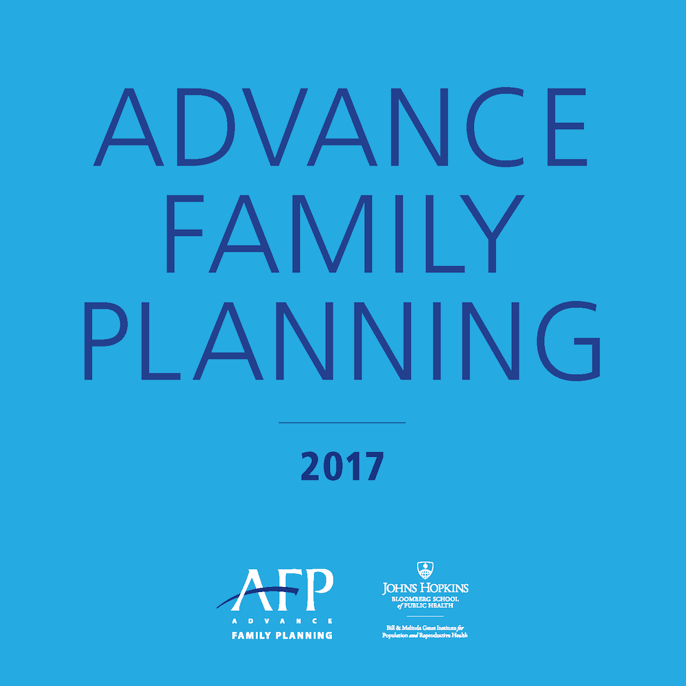 AFP Shares Most Recent Progress in 2017 Publication