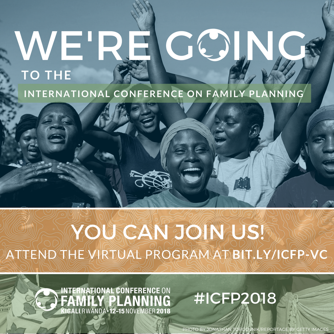 We're going to ICFP 2018