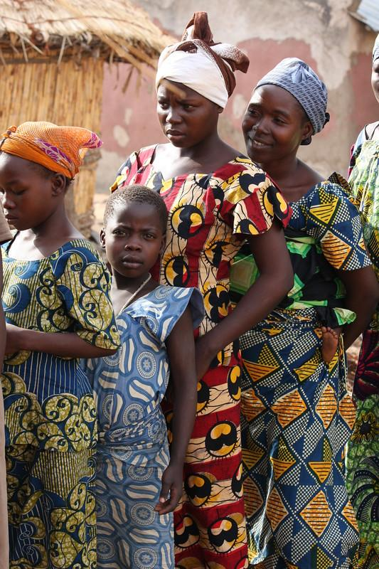 Women and children in Gombe State